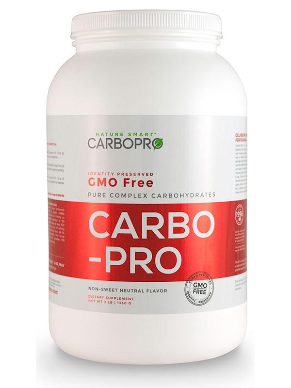 3.0 Lb. (1.36 Kg.) CARBO-PRO IP GMO-FREE