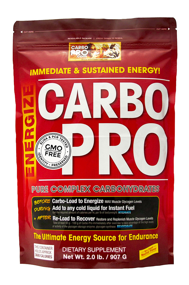 CARBO-PRO GMO-Free IP Bag (2 lb / 907 g)
