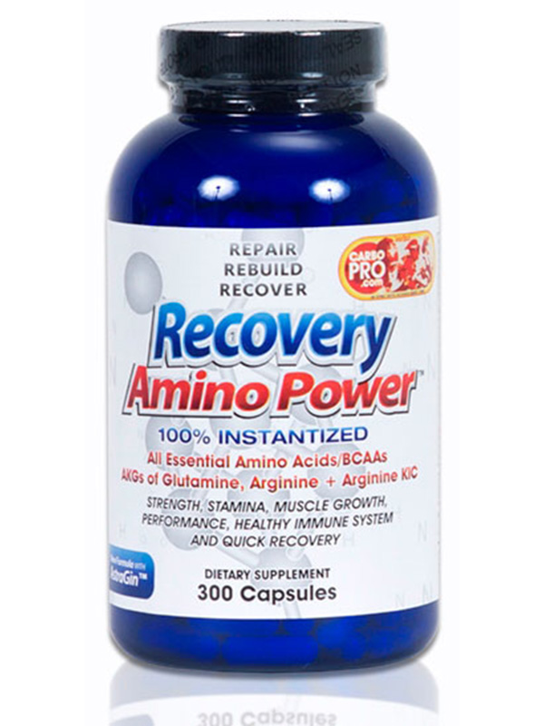 RECOVERY Amino Power (300 capsules) - Click Image to Close