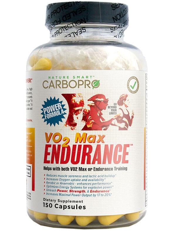 how do you build up endurance