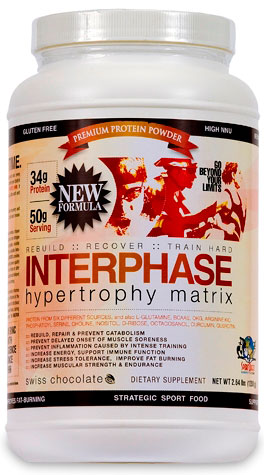 INTERPHASE (Swiss Chocolate)